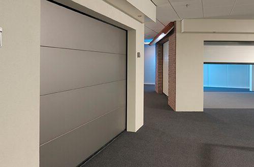 garažo vartai šilti ISO40