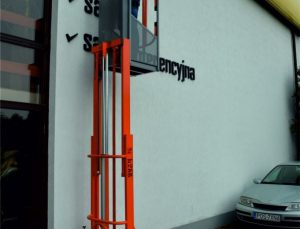 Platforma - up lift 5